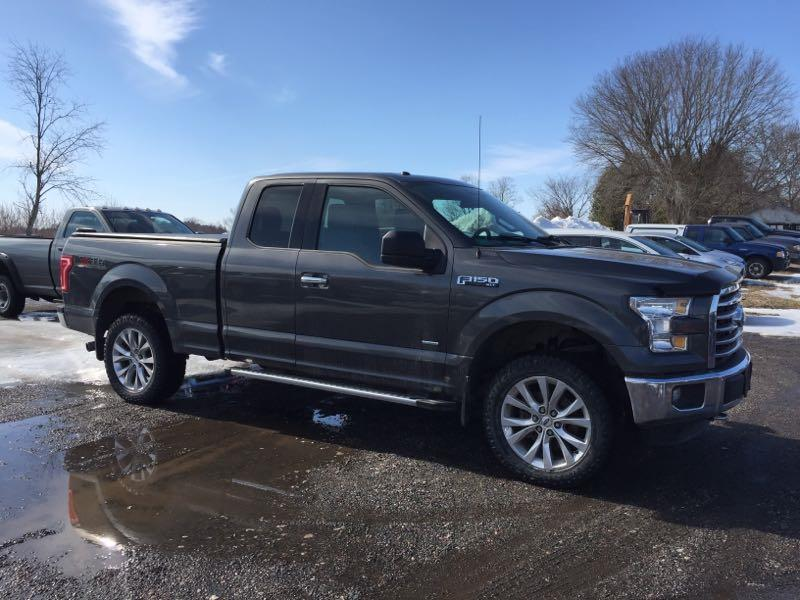 Used 2015 Ford F-150 Lariat 20015A
