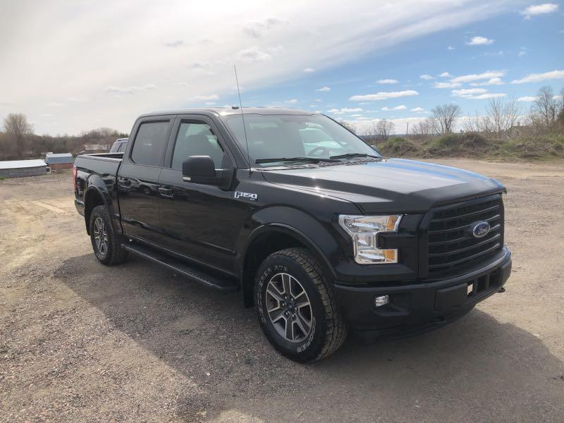Used 2017 Ford F-150 XLT 20064A