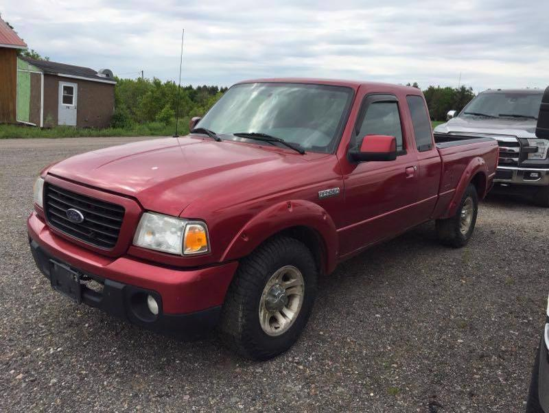 Used 2008 Ford Ranger Sport 19618A
