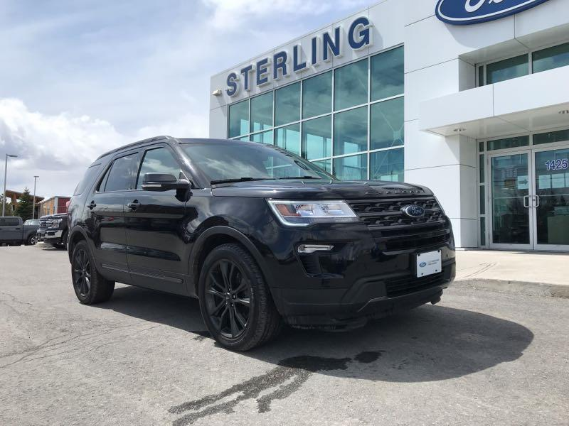 Used 2018 Ford Explorer XLT 13098A