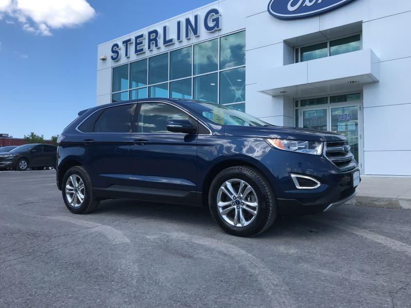 Used 2017 Ford Edge SEL 13368A