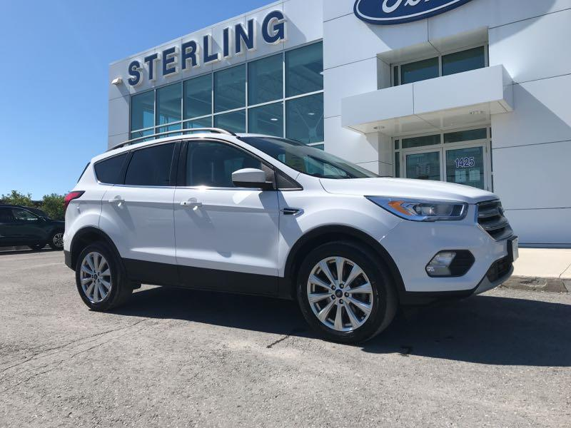 Used 2019 Ford Escape SEL 1002X