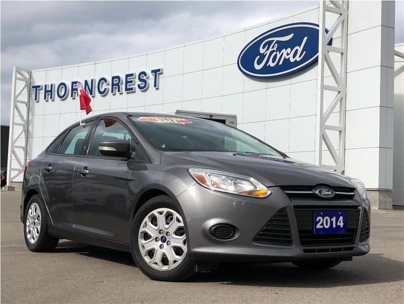 Used 2014 Ford Focus SE 358137