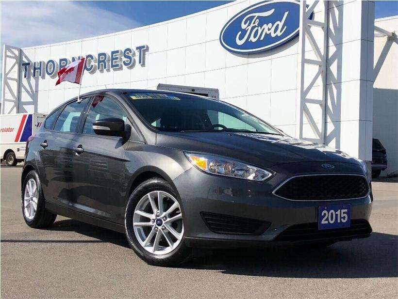 Used 2015 Ford Focus SE 359768