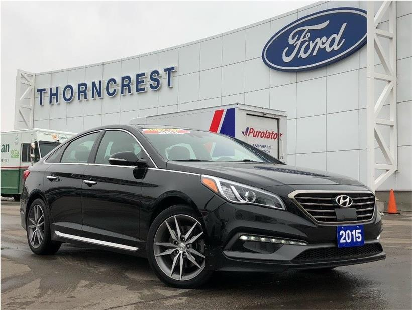 Used 2015 Hyundai Sonata 2.0T-Ultimate Q520A