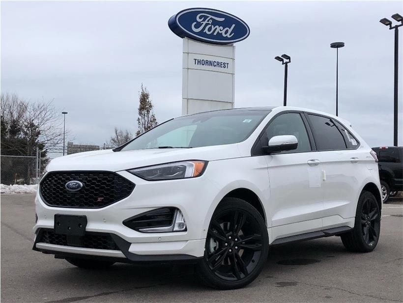 New 2020 Ford Edge ST Q947