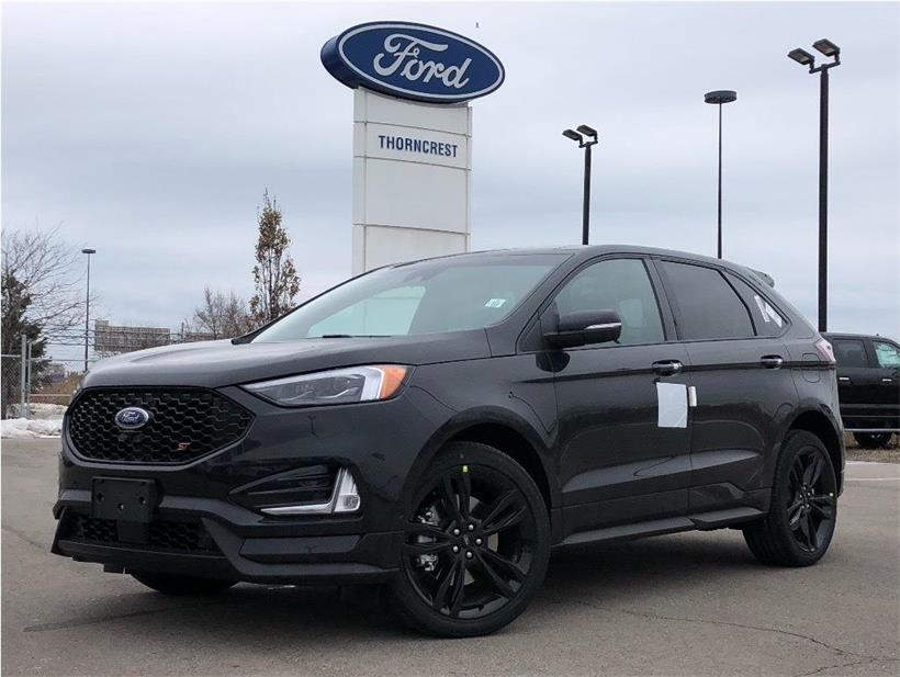 New 2020 Ford Edge ST W107