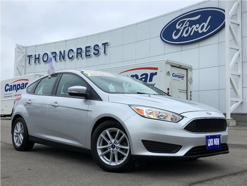 Used 2016 Ford Focus SE 396179