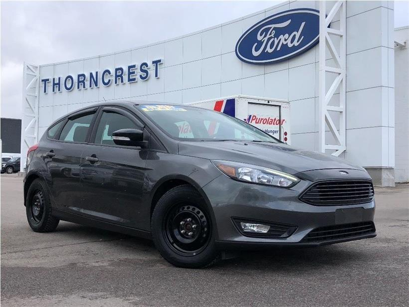 Used 2016 Ford Focus SE 286862