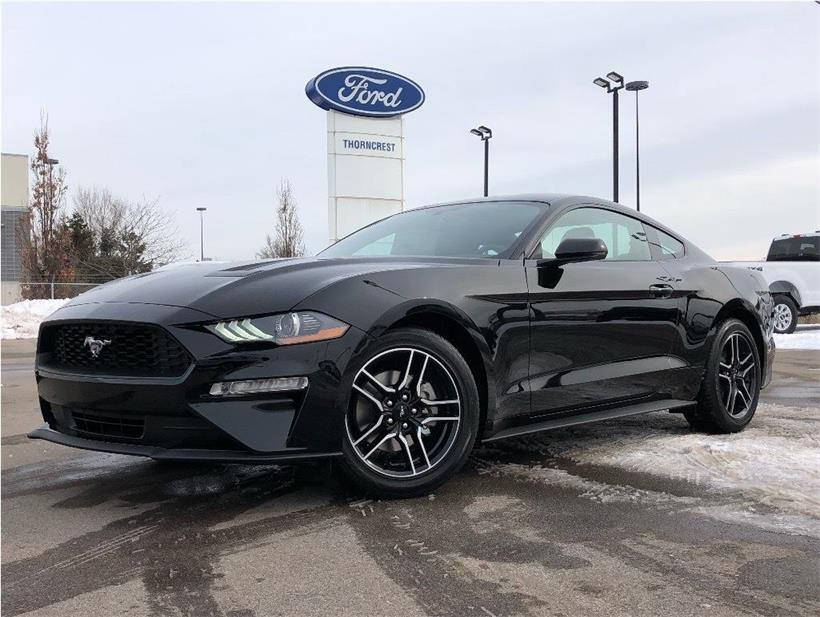 New 2020 Ford Mustang EcoBoost-Premium W216