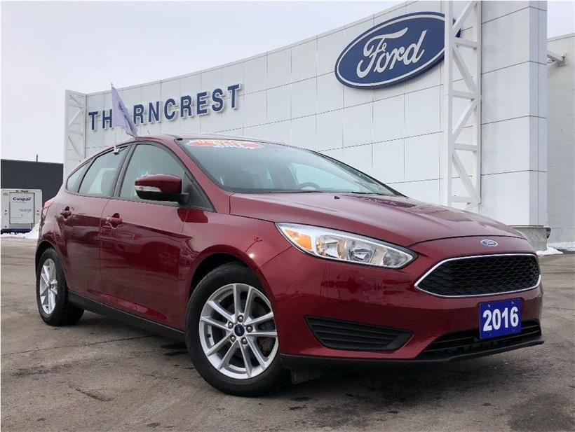 Used 2016 Ford Focus SE 353237