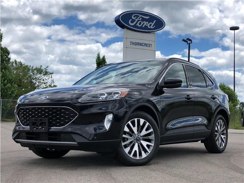 New 2020 Ford Escape Titanium W064