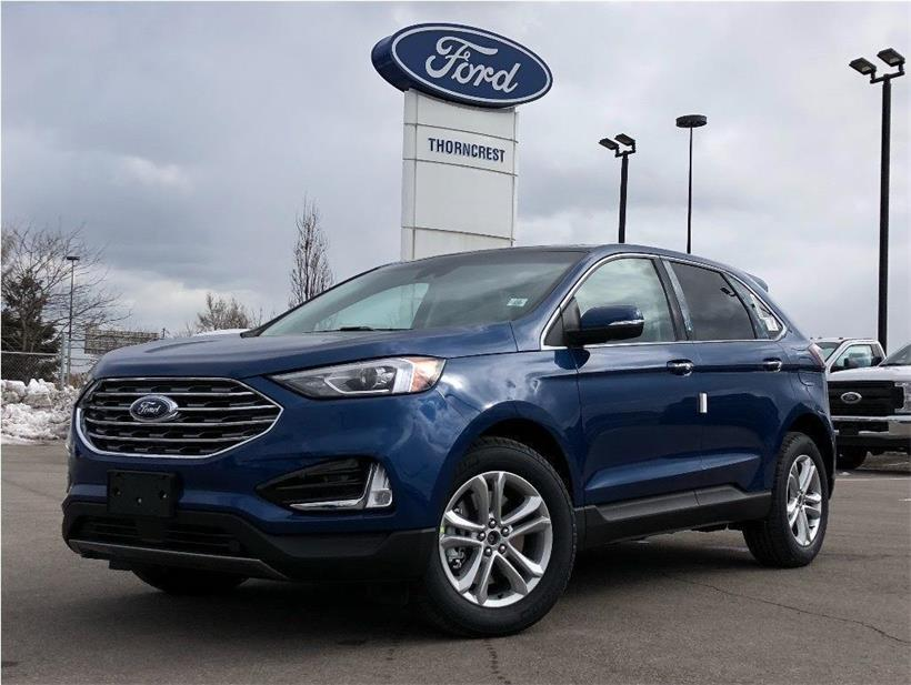New 2020 Ford Edge SEL Q951