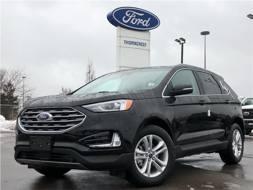 New 2020 Ford Edge SEL W336