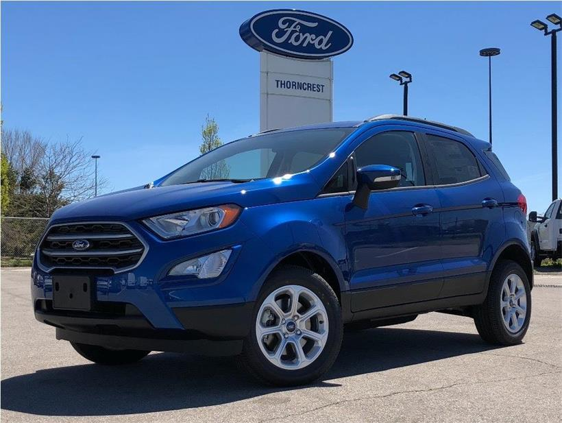 New 2020 Ford EcoSport SE W297