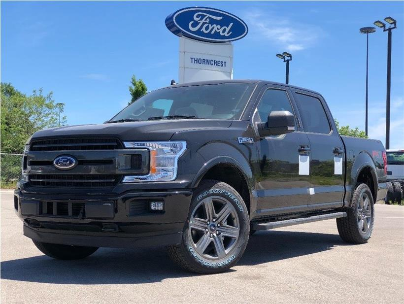 New 2020 Ford F-150 XLT W368