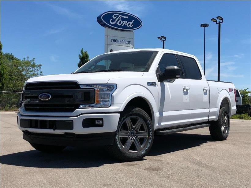 New 2020 Ford F-150 XLT W370