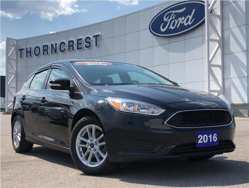 Used 2016 Ford Focus SE 223131
