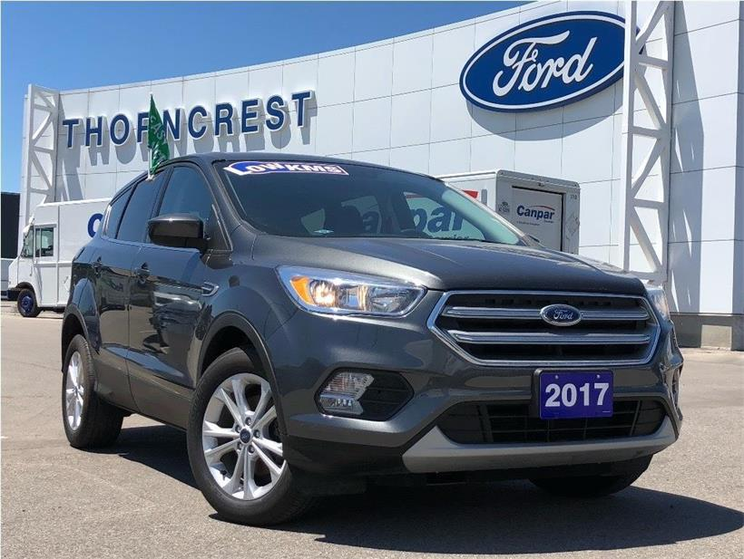 Used 2017 Ford Escape SE D88715