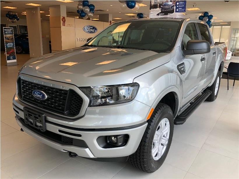 New 2020 Ford Ranger XLT W283