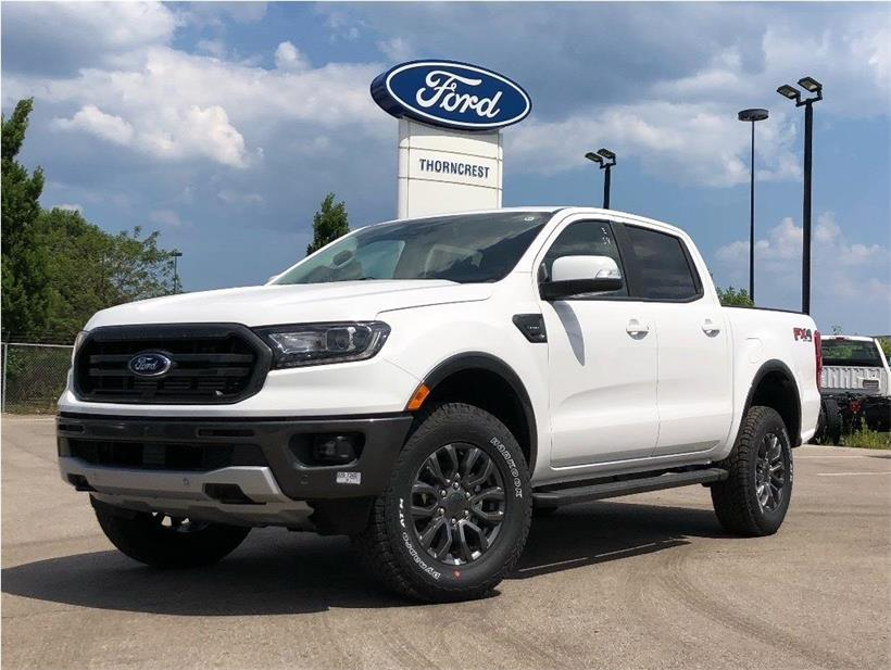 New 2020 Ford Ranger LARIAT W178