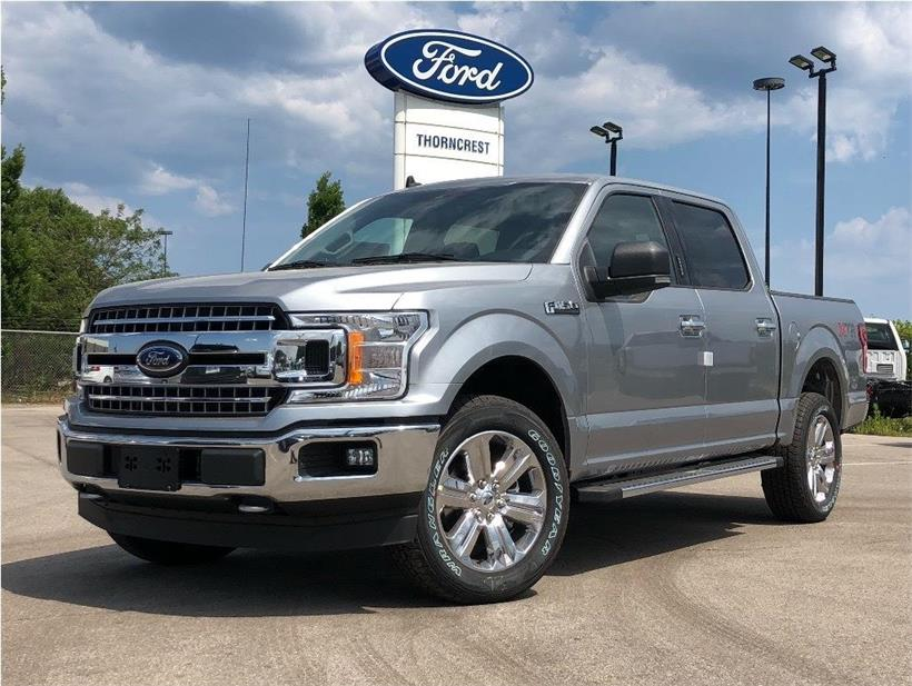 New 2020 Ford F-150 XLT W408