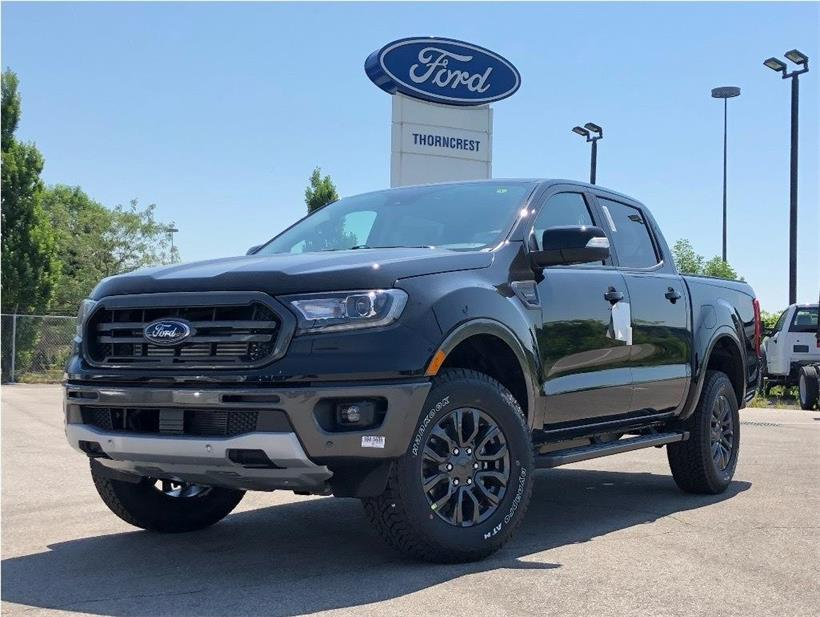 New 2020 Ford Ranger LARIAT W252