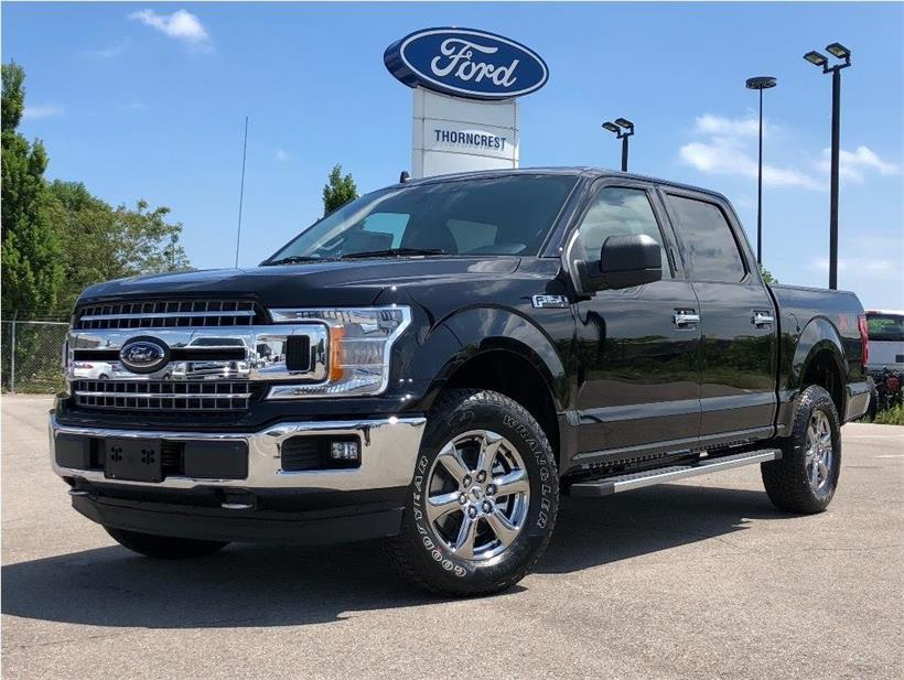 New 2020 Ford F-150 XLT W316