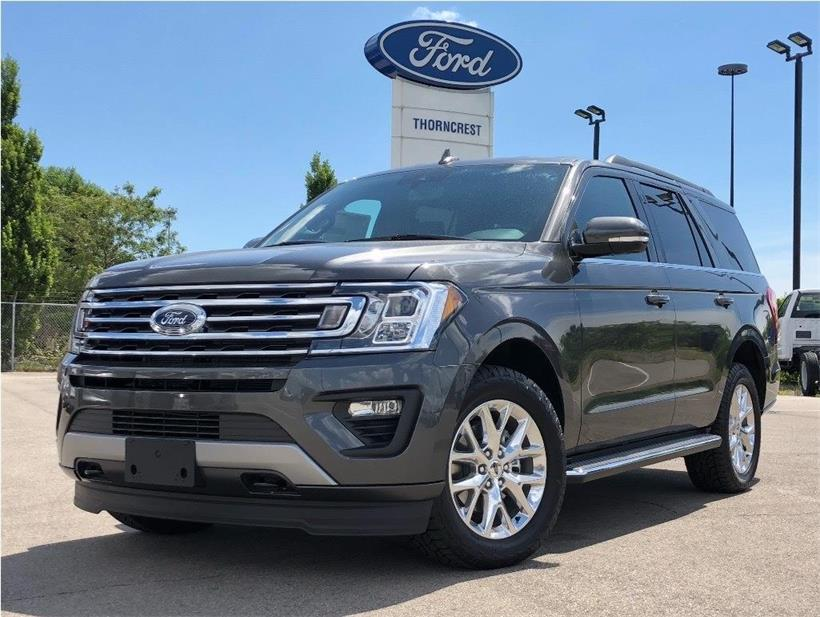 New 2020 Ford Expedition XLT W271