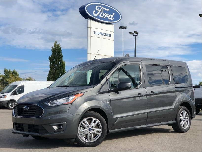 New 2021 Ford Transit-Connect-Wagon XLT W626