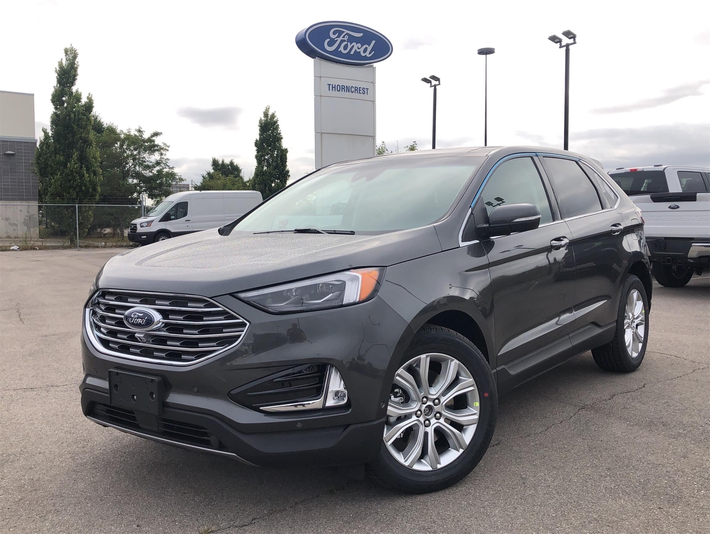 New 2020 Ford Edge Titanium W631