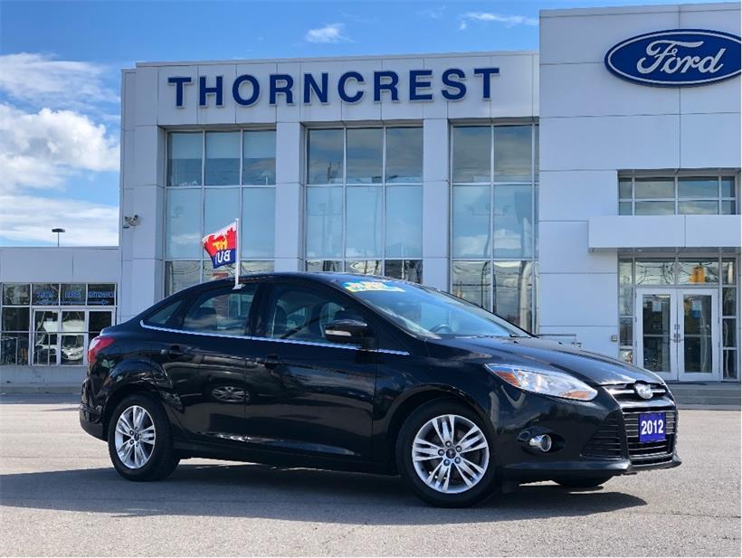 Used 2012 Ford Focus SEL 1522A