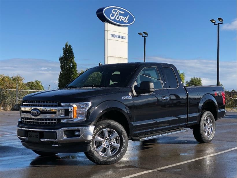 New 2020 Ford F-150 XLT W666