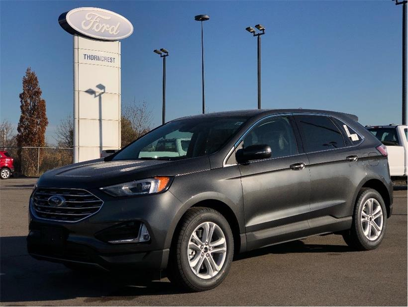 New 2020 Ford Edge SEL W512