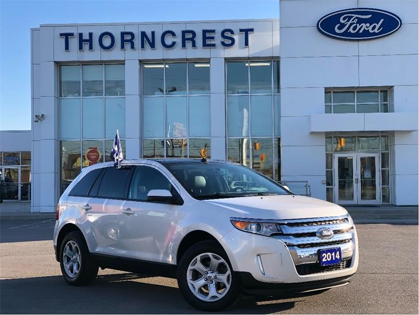 Used 2014 Ford Edge SEL A92205