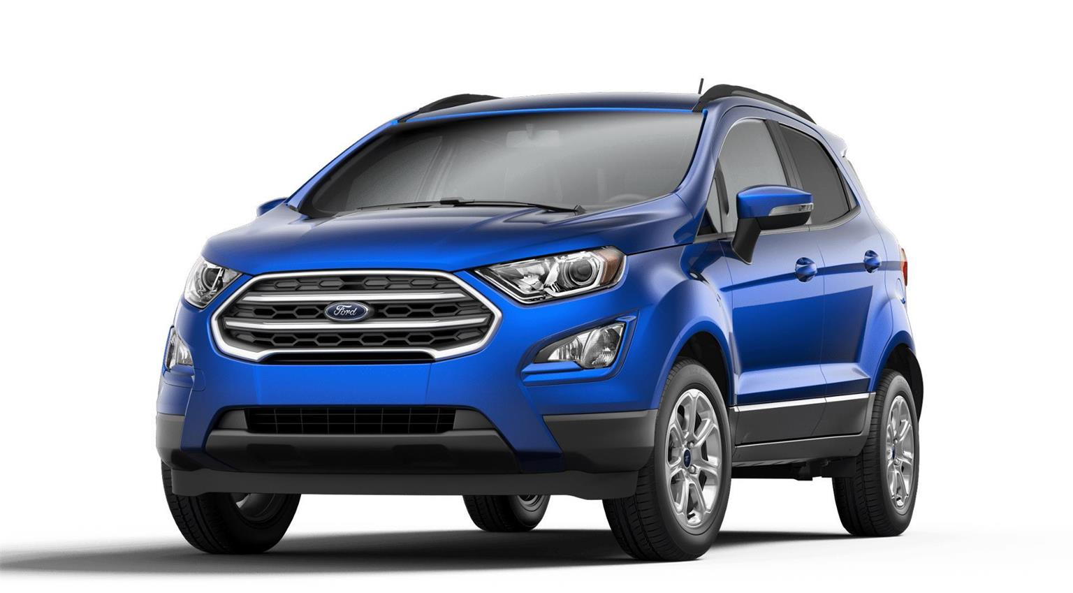 New 2020 Ford EcoSport SE 316642