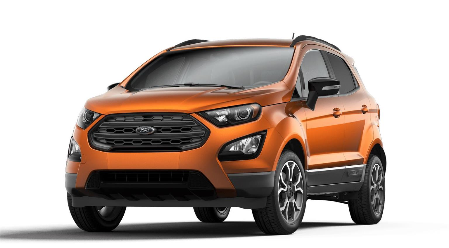 New 2020 Ford EcoSport SES 316621