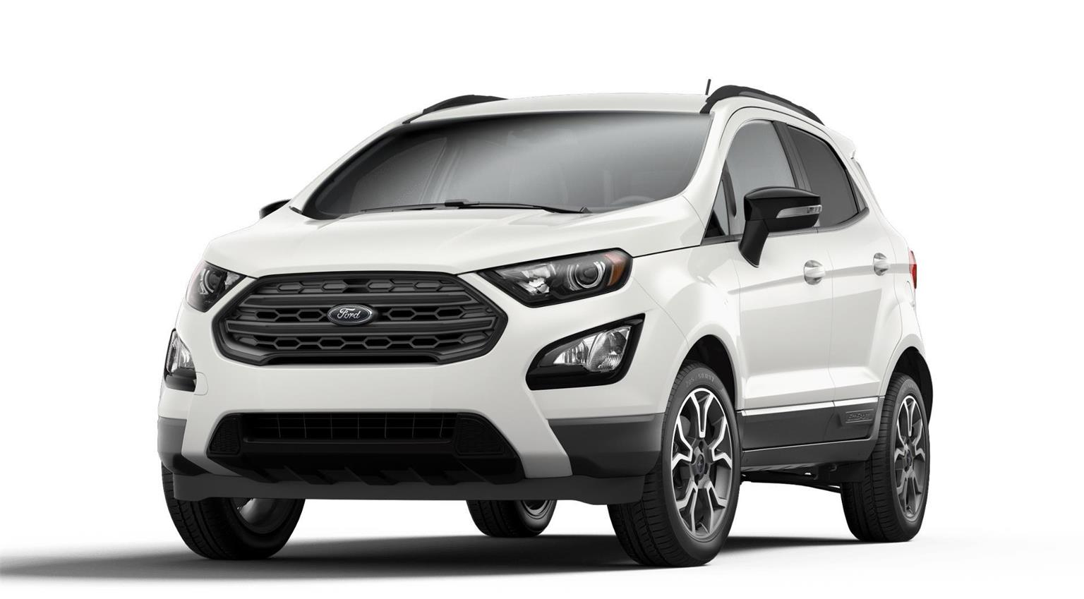 New 2020 Ford EcoSport SES 312242