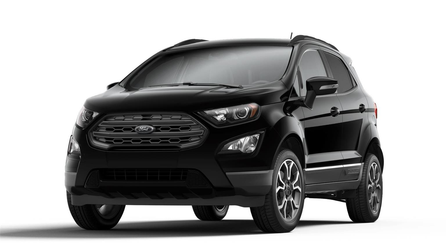 New 2020 Ford EcoSport SES 315967