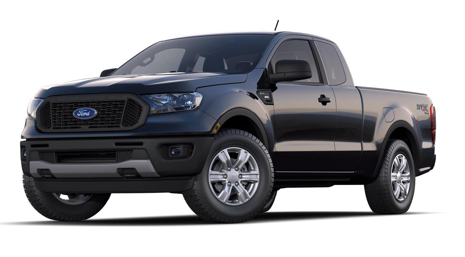 New 2020 Ford Ranger XL A02830