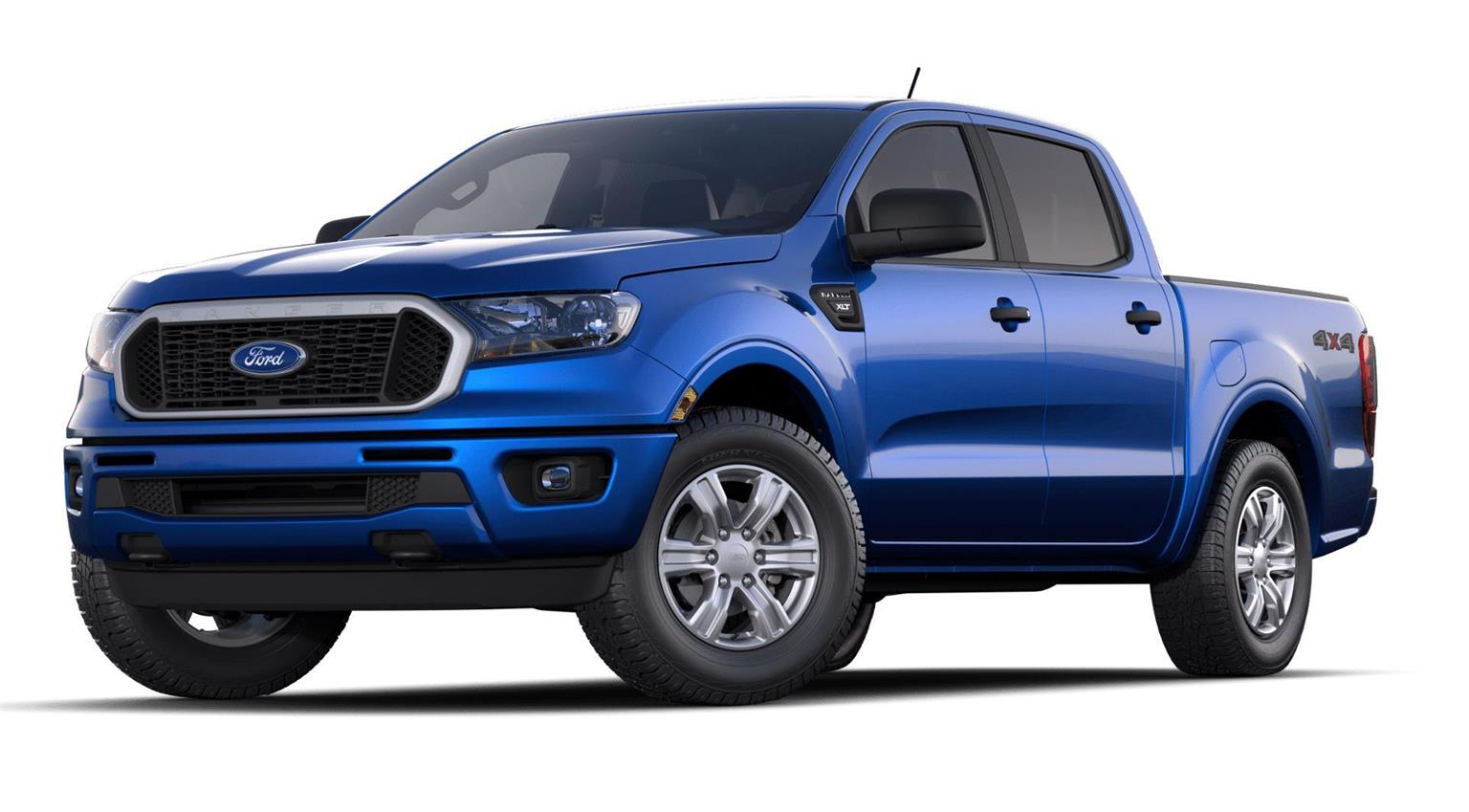 New 2020 Ford Ranger XLT A07281