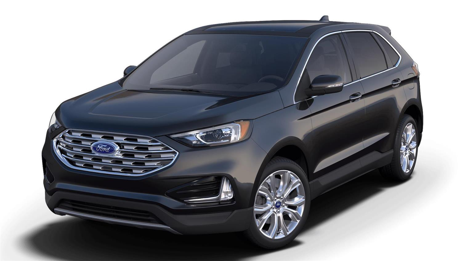 New 2019 Ford Edge Titanium C51809