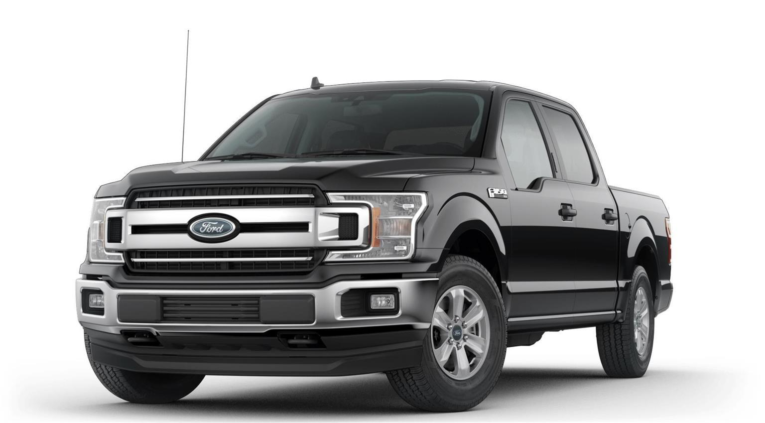New 2020 Ford F-150 XLT D13159
