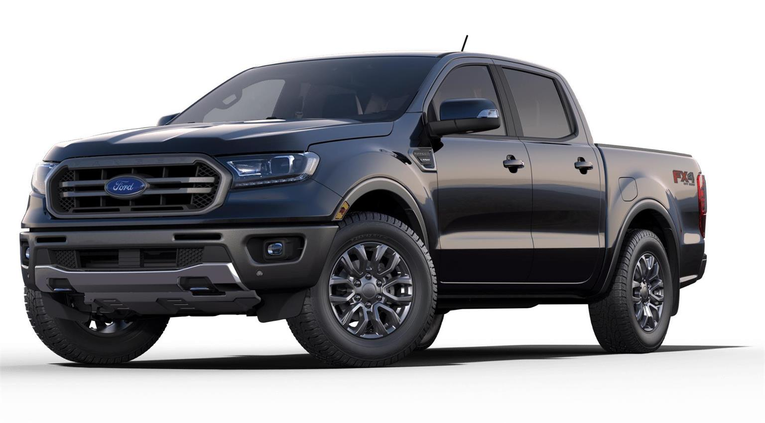 New 2019 Ford Ranger Lariat A72184