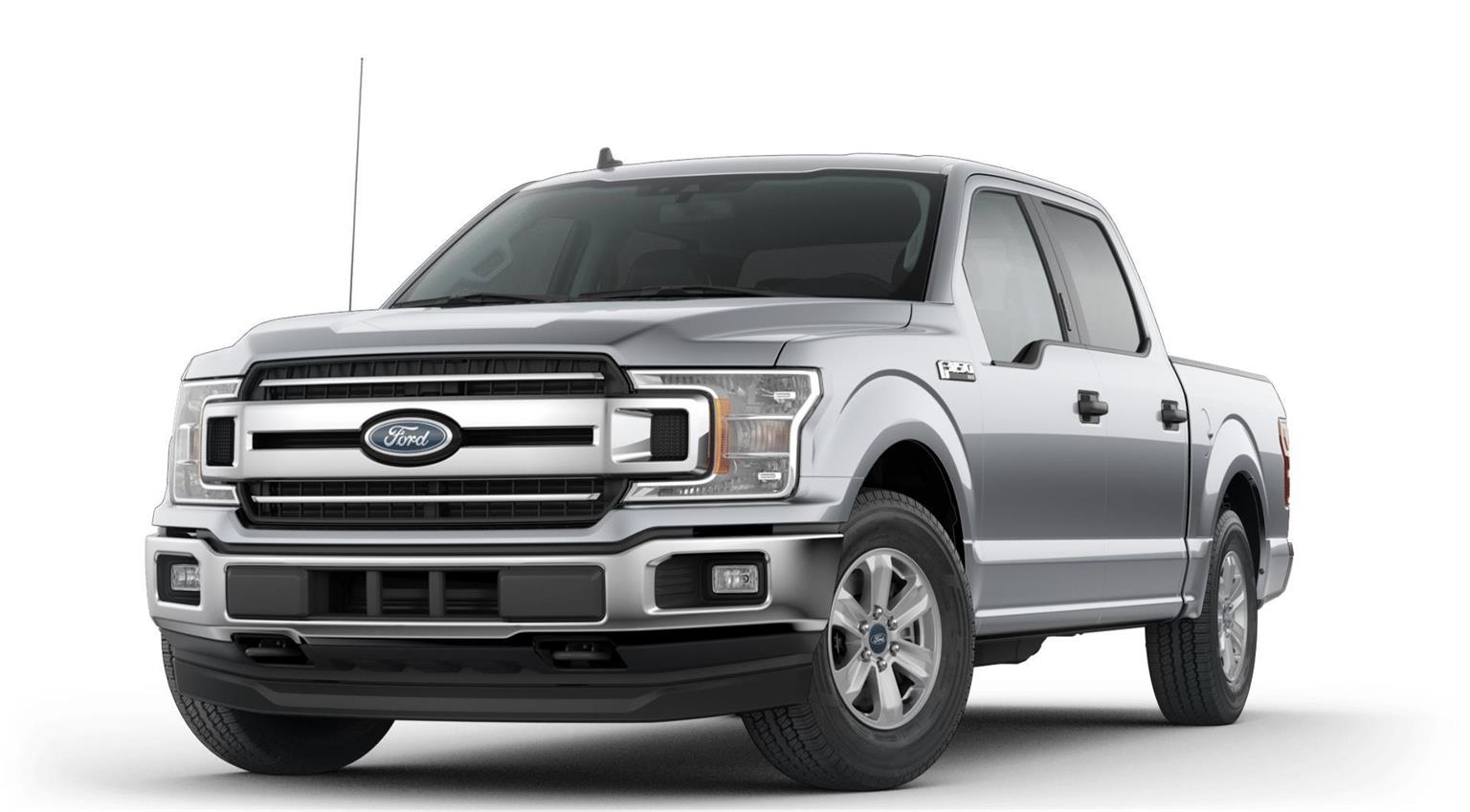 New 2020 Ford F-150 XLT A30498