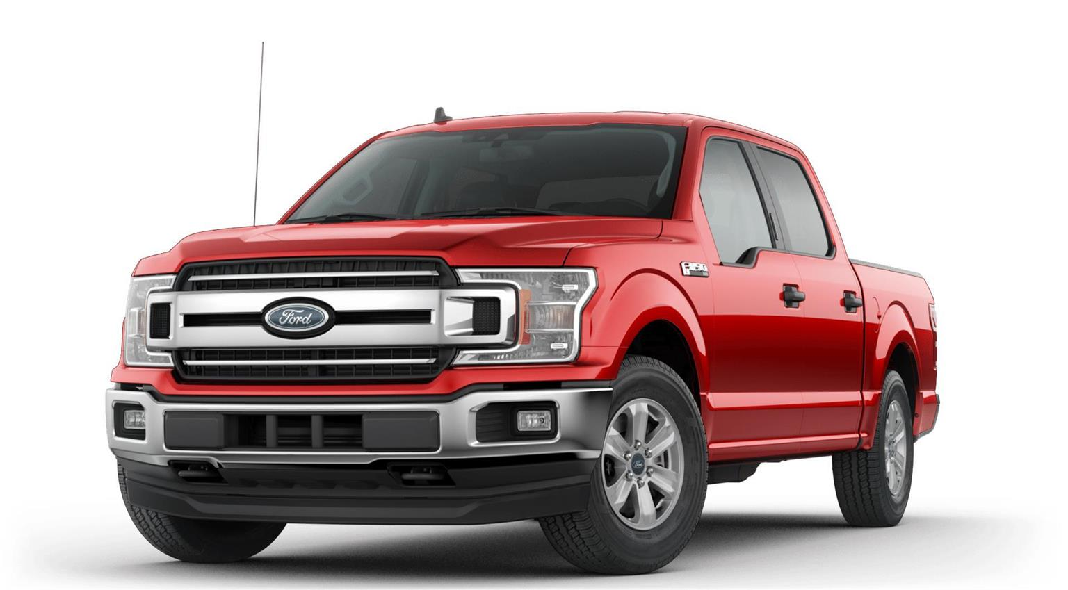 New 2020 Ford F-150 XLT A87280