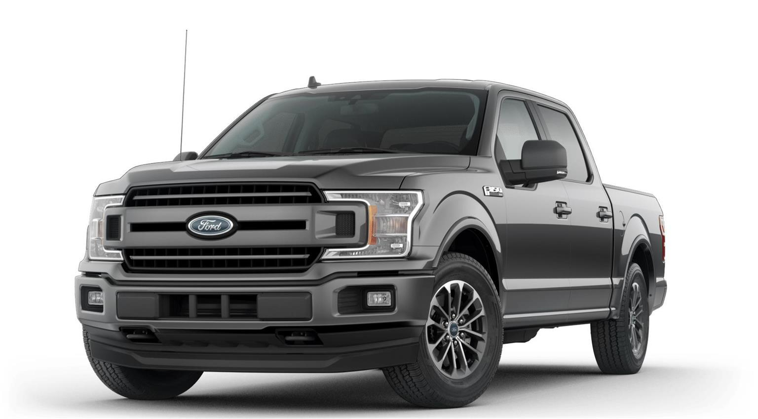 New 2020 Ford F-150 XLT A30500