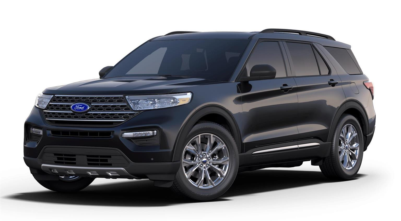 New 2020 Ford Explorer XLT B31365