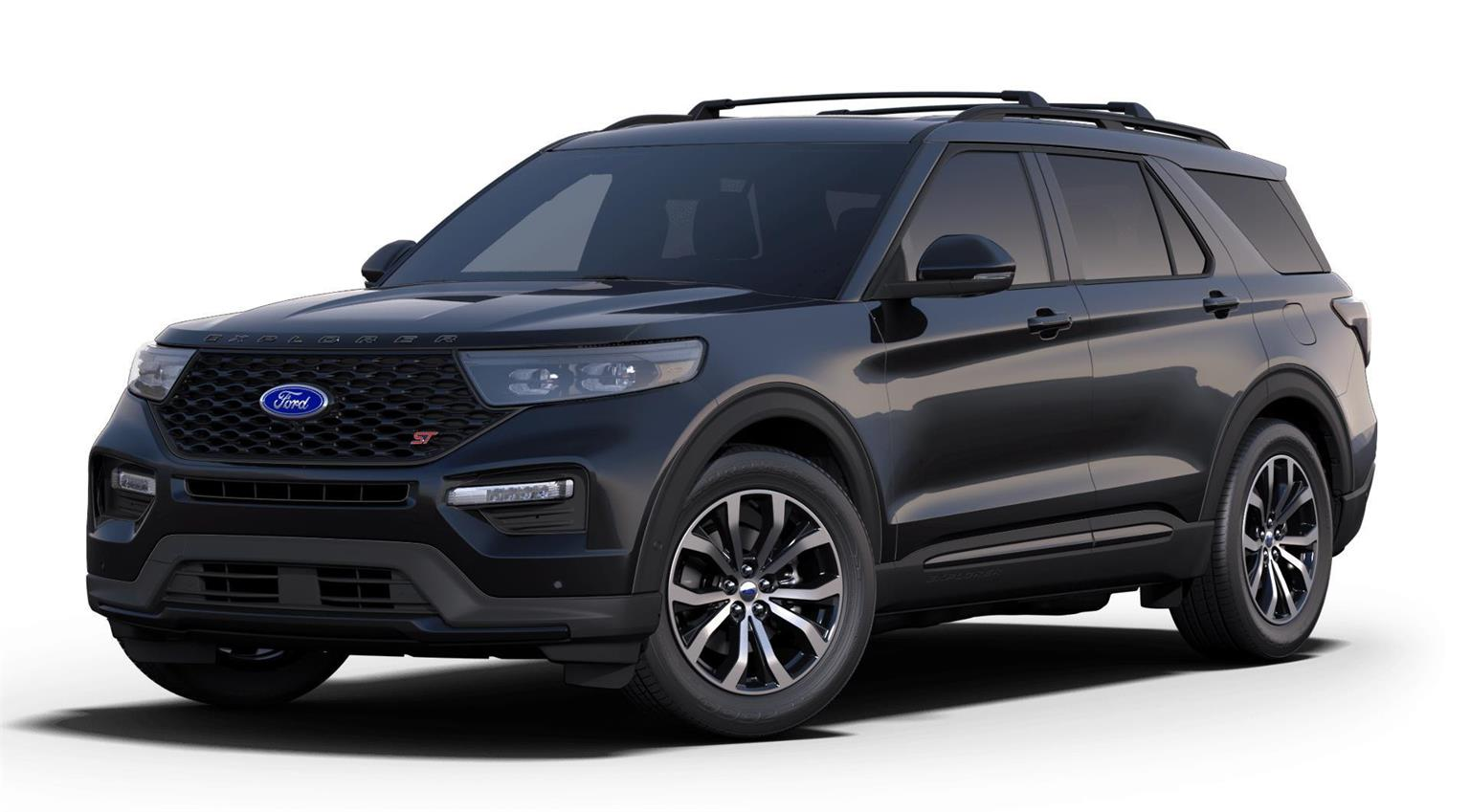 New 2020 Ford Explorer ST A98682