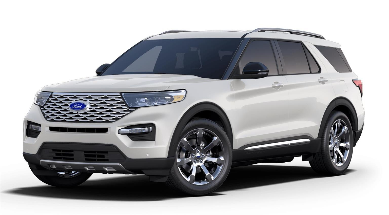 New 2020 Ford Explorer Platinum A73842